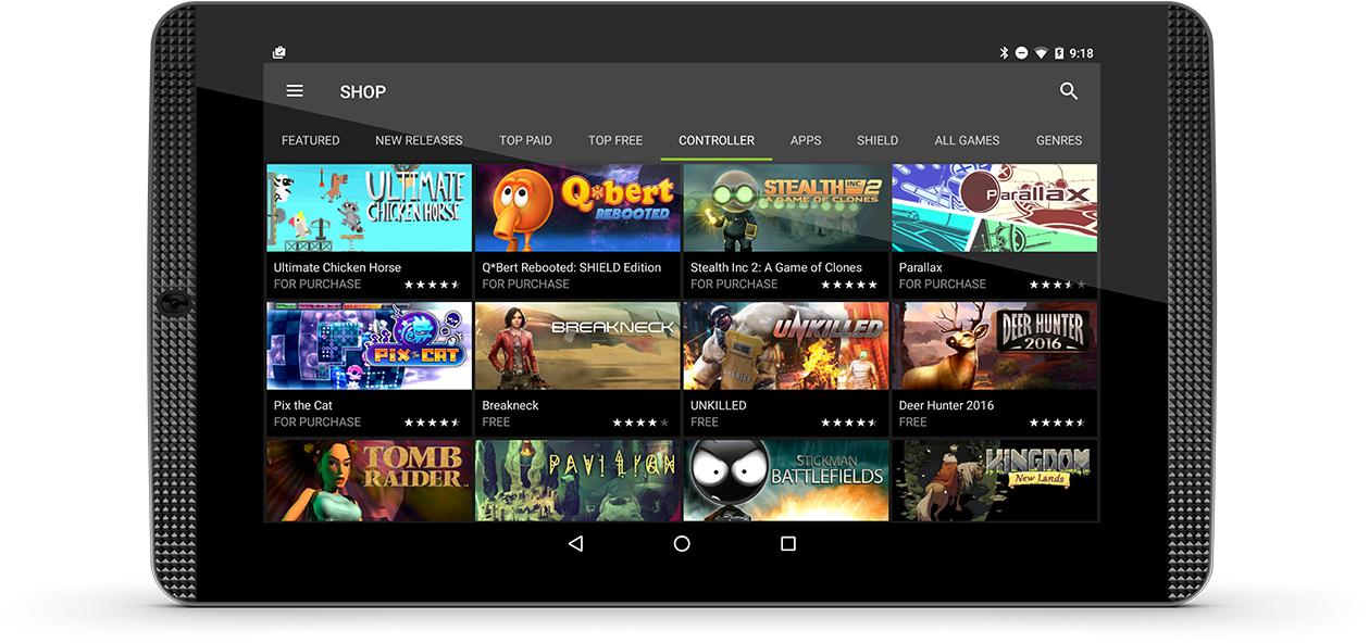 Nvidia Shield Tablet K1 (sb_na_wf) - UPDATED! | Origo Vacua